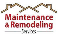 Maintenance & Remodeling Services LLC's Logo